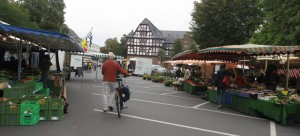 Gemuesemarkt in Altstadt