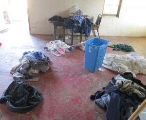 Waschberge für die Handwäsche